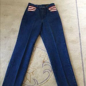 Vintage Isabel High Waisted Jeans